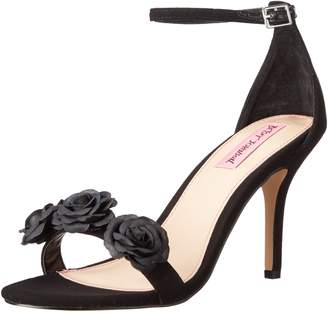 Betsey Johnson Blue Women's Bromme Dress Sandal