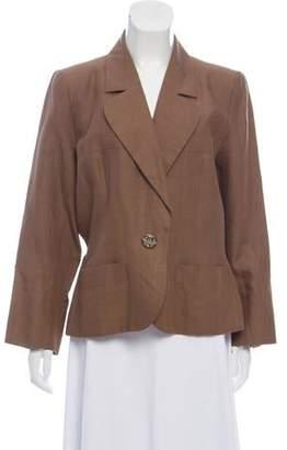 Saint Laurent Vintage Woven Blazer