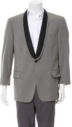 Valentino Shawl Collar Blazer