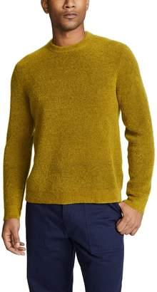 Club Monaco Boucle Crew Neck Sweater