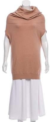 Brunello Cucinelli Cashmere Cowl Neck Sweater