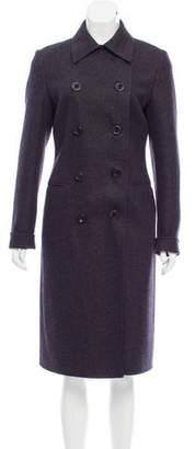 Michael Kors Wool-Blend Coat