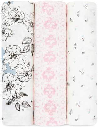 Aden Anais Aden & Anais Meadow Lark Swaddle (Set of 3)