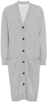 Velvet Tania cotton and cashmere cardigan