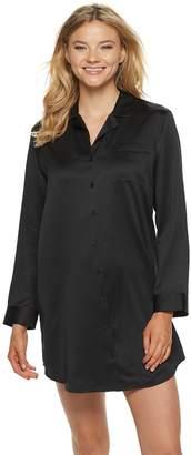 Apt. 9 Women's Satin Sleepshirt