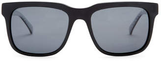 Ted Baker Unisex 55mm Squared Acetate Sunglasses