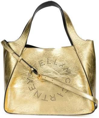 Stella McCartney Stella logo shopper bag