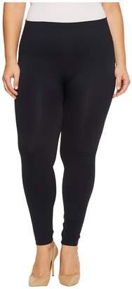 Spanx Plus Size Seamless Print Leggings Women's Clothing
