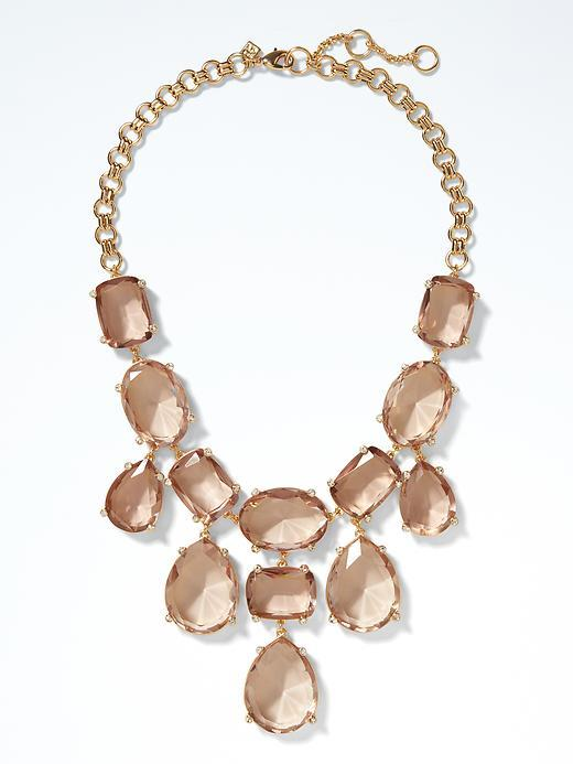 Majestic Jewels Focal Necklace