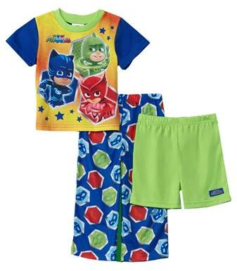 Buy Character Sleepwear Boys' 3pc Pj Masks Set.!