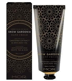 MOR Emporium Hand Cream 100Ml - Snow Gardenia