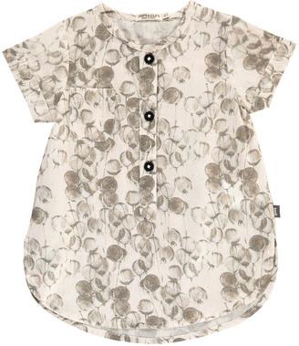 IMPS & ELFS Organic Cotton Balloon Dress $54 thestylecure.com