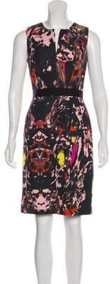 Milly Sleeveless Printed Dress
