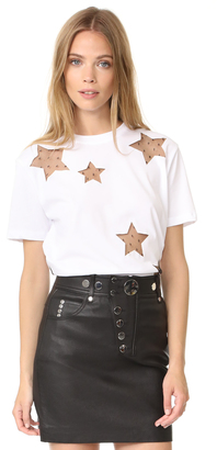 RED Valentino Star T-Shirt $350 thestylecure.com