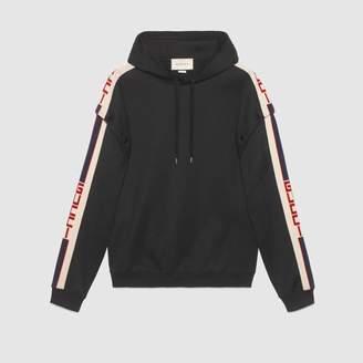 Gucci (グッチ) - テクニカルジャージー スウェットシャツ