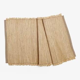 Hiba Large Wood Floor Mat