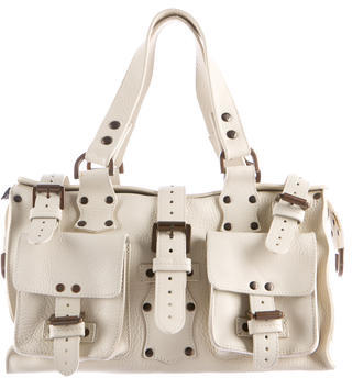 Mulberry Leather Roxanne Bag $275 thestylecure.com