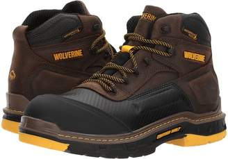 Wolverine Overpass Mid Insulated Men's Work Boots