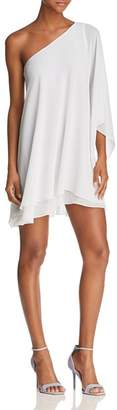 Show Me Your Mumu Zsa Zsa One-Shoulder Mini Dress