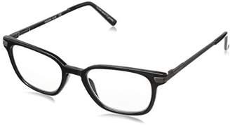 Foster Grant Eyezen Digital Glasses - Black/Satin Gun Metal