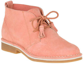 Hush Puppies Womens Cyra Catelyn Bootie Lace-up