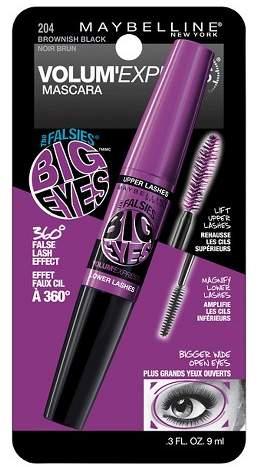 Maybelline Volum' Express® The Falsies® Big Eyes Mascara