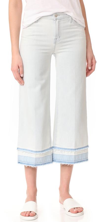 J BrandJ Brand Liza Culotte Jeans