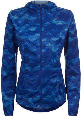 adidas Adizero Printed Jacket