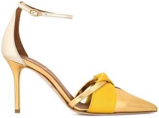Malone Souliers ankle strap pumps