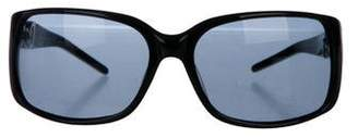 Dolce & Gabbana Rimless Aviator Sunglasses