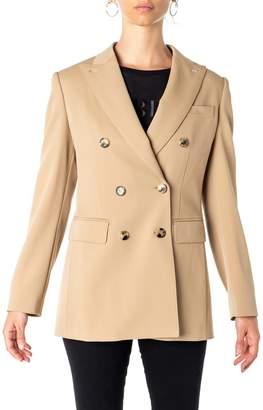 Max Mara Mentana Virgin Wool Blend Blazer
