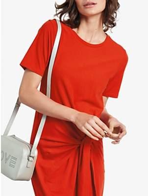 Hush Susanna Knot Waist Dress, Pompeiian Red