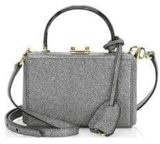 Mark Cross Mini Grace Glitter Box Bag