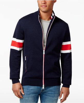 Tommy Hilfiger Men's Truman Track Jacket $149 thestylecure.com