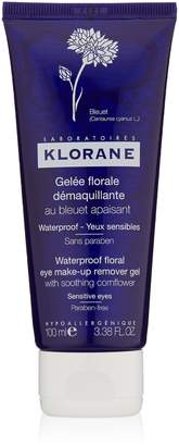Klorane Eye Make up Remover, 3.38-Ounce