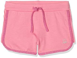 Benetton Girl's Short,One (Size: XX)