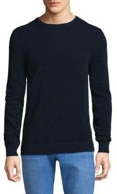 Theory Crewneck Cotton Sweater