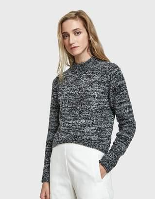 Callahan Melange Hi Lo Sweater