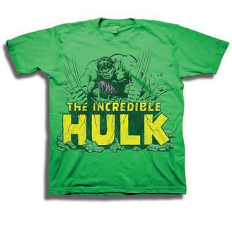 Freeze Toddler Boys Marvel Hulk Graphic T-Shirt