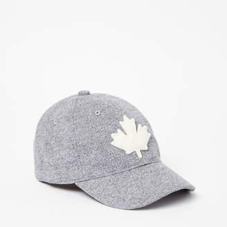 Roots Toddler Canada Leaf Baseball Cap