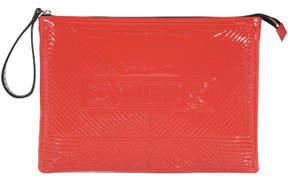Corto Moltedo Cassette Big Clutch Red Patent