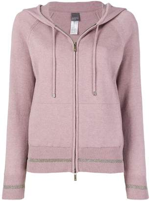 Lorena Antoniazzi zipped hoodie