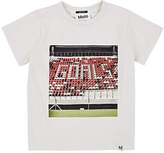Molo Kids Kids' Road Cotton T-Shirt