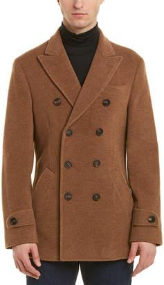 Brunello Cucinelli Wool-Blend Coat