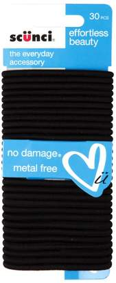 Scunci No Damage 4mm Elastics 30s