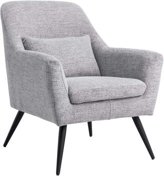 Webster Temple & Portland Upholstered Armchair