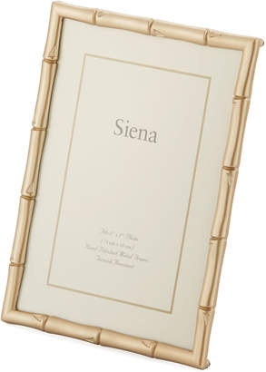 "DAY Birger et Mikkelsen Tizo Gold-Plated Bamboo Picture Frame, 5"" x 7"""