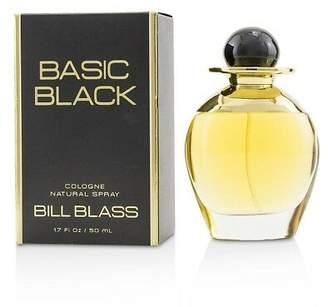Bill Blass NEW Basic Black Cologne Spray 50ml Perfume