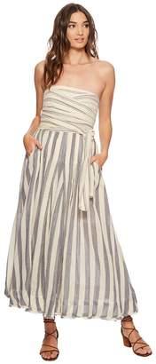 Free People Stripe Me Up Dress Women's Dress