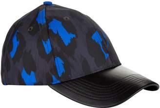 Kenzo Leopard Print Cap